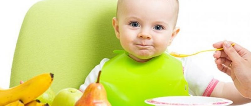 Bebeğim 7 Aylık Ek Gıda Yemiyor