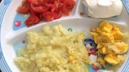 8 Aylık Bebek İçin Yemek Tavsiyesi (Domates Verilir Mi?)