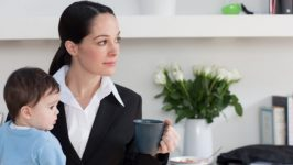 Çalışan Anne Olmanın Zorlukları & Çalışan Anneler Bebeğine Nasıl Bakıyor?
