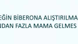 Bebeğin Biberona Alıştırılması ve Biberondan Çok Mama Gelmesi Sorununun Çözülmesi